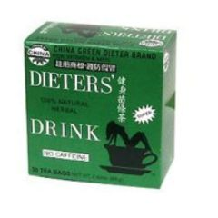 UNCLE LEE'S TEA DIETERS TEA FOR WT LOSS, 30 BAG by Uncle Lee's Tea