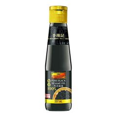 Lee Kum Kee Pure Black Sesame Oil 207ml