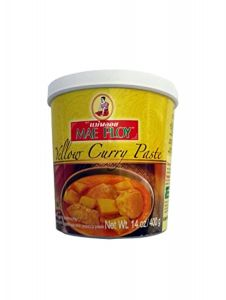 Mae Ploy Mae Yellow Curry 6 Packs (6 x 400 g) Best Before 9 Nov 2021