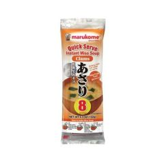 Marukome Instant Miso Soup Clams 152 g