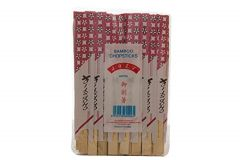 Jazz Bamboo Chopsticks (Attached) 40pairs Pack