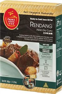 Prima Taste Rendang Asian Dry Curry 360g