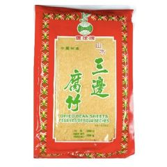 Zheng Feng Dried Bean Sheets (Beancurd sheets) 200g