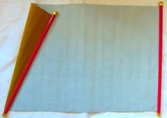 Magic Water Cloth for Chinese Calligraphy – blank sheet
