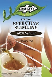 Dalgety Effective Slimline Herbal Tea (20 Tea Bags)