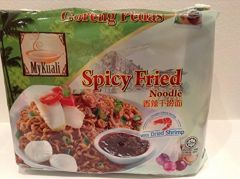 MyKuali Spicy Fried Noodle (Pack of 4)