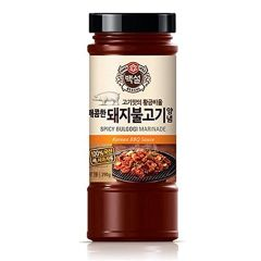 CJ Beksul Pork Kalbi Marinade (Korean BBQ Sauce) 290g