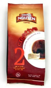 Trung Nguyen 2 Creative Ground Coffee - Light & Flavourful 250g