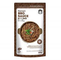 Ajumma Republic Korean BBQ Beef Marinade Sauce 100G