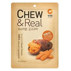 Daesang Chung Jung One Chew & Real Roasted Sweet Potato 60g