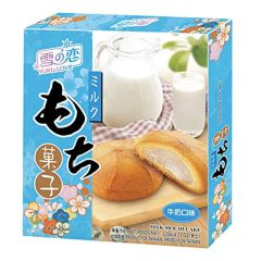 Yuki & Love Milk Mochi Cake 6 Pieces 120g