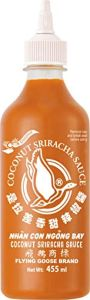 Sriracha Hot Chilli Sauce with Coconut 455ml by Flying Goose