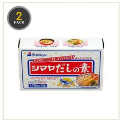 Shimaya Dashi Fish Stock 50g (2 Pack)