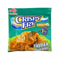 AJINOMOTO Crispy Fry Breading Mix - Garlic 62 g