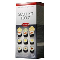 Yutaka Sushi Kit for 2 People (1 Pack)
