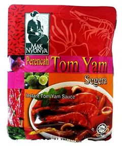 Mak Nyonya Instant Tom Yam Sauce 100G (Best Before 26 Nov 2020 - Buy 1 get 1 Free)