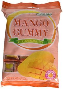 COCON Gummy Jelly Sweets - Mango 100g (Pack of 3)