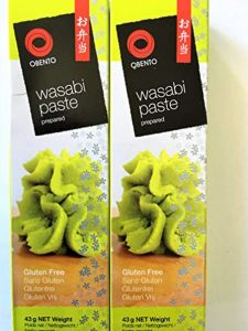 OBENTO WASABI PASTE 43 G (PACK OF 2)