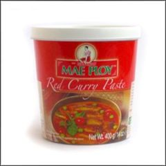 Mae Ploy Red Curry Paste 1 Kg