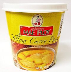 Mae Ploy Thai Yellow curry paste 1KG