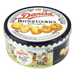 Danisa Traditional Delicious Butter Cookies 200g