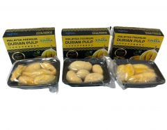 3 x Popular Malaysia Durian Pulp 400G Tester Packs Best Value