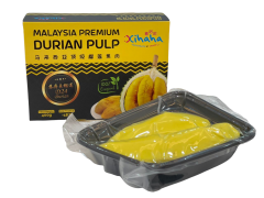 ExoticFruits Malaysia Premium D24 Durian Pulp 400G (PRE-ORDER ONLY)
