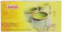 GOLD KILI Jasmine Green Tea Bag 20 x 2 g