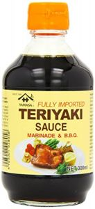 Yamasa Teriyaki Sauce 300 ml (Pack of 3)