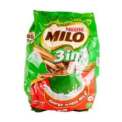Nestle Milo 3 in 1 Chocolate Fuze (18 x 27g)