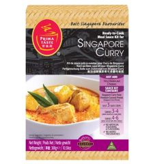 Ready-to-Cook Sauce Kit For Singapore Curry