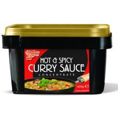 Goldfish Chinese Hot & Spicy Curry Paste 405G