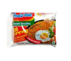 IndoMie Instant Noodle Stir Fried Noodle Mi Goreng 80g x 5 packs