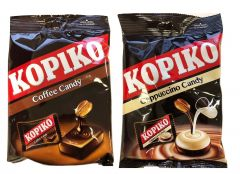 Kopiko Candy Variety Pack (Coffee and Cappuccino) 100g packs