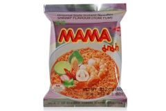 Mama Thai Brand Shrimp Flavour (Tom Yum) 60g (Pack of 5 packs)