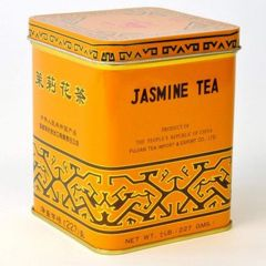 Loose Jasmine Tea (Green Tea with Jasmine Flowers) 227g
