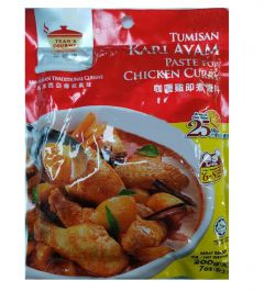 Tean's Gourmet Malaysia Chicken Curry Paste 200g