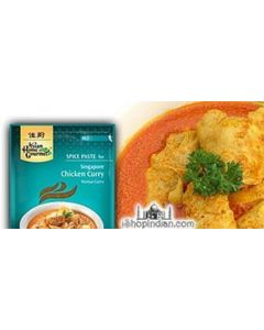 ASIAN HOME GOURMET Spice Paste for Singapore Chicken Curry (Nonya Curry) 50 g