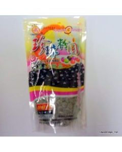 Wufuyuan Black Tapioca Pearl 250g for Bubble Tea Drink Boba Milk tea (Pack of 3)