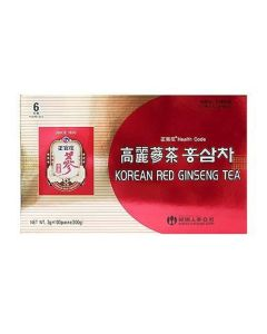 Cheong Kwanjang By Korea Ginseng Corporation Korean Red Ginseng Tea 3g × 50 Packets by Cheong Kwanjang By Korea Ginseng Corporation