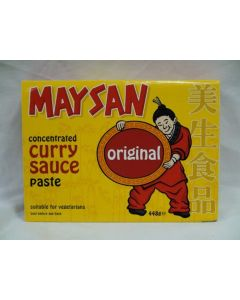 2 packs of Maysan Original Curry Paste - 448g (2 packs)