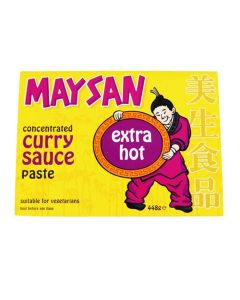Maysan Extra Hot Curry Sauce 448G