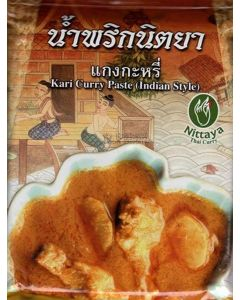 Thai Yellow Curry Paste (1kg by Nittaya)