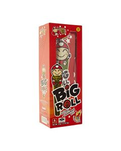 Tao Kae Noi Big Roll Grilled Seaweed Roll Spicy Flavour 3.6g x 6 packets (21.6g)