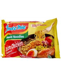 Indomie Chicken Onion Instant Noodles, 75 g, Pack of 40
