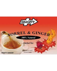 Dalgety Ginger & Sorrel by Dalgety
