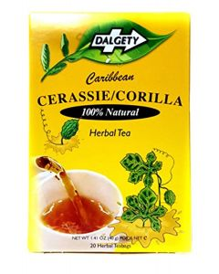 DALGETY CERASSIE HERBAL TEA 20 TEABAGS