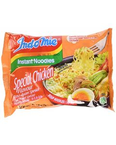Indomie Instant Noodles Soup Special Chicken Flavor For 1 Case (30 Bags)