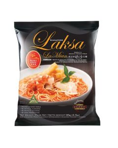 Prima Taste Singapore Laksa La Mian 185g (Pack of 12)