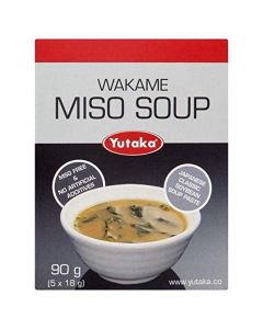 Box of 5 x Miso Soup Sachets (Pack of 2)